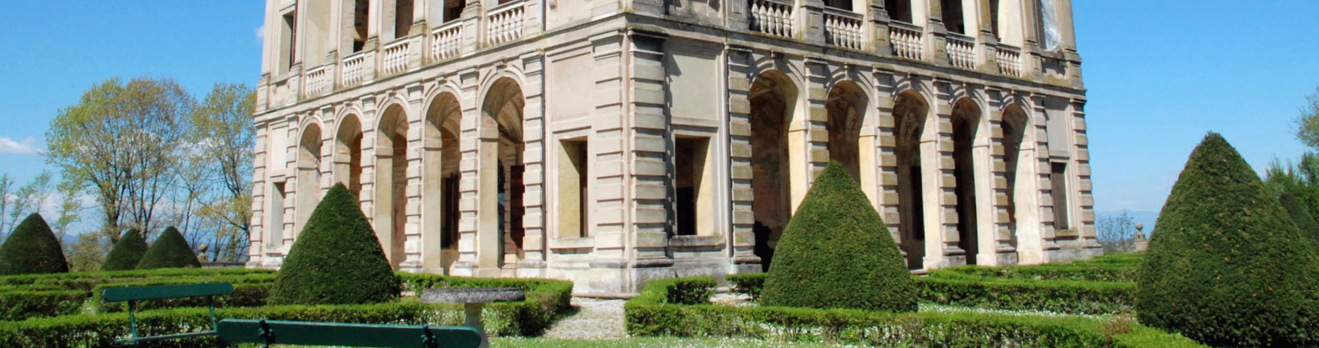 Villa Ireneo, Veneto|A princely period villa in the green heart of the Veneto