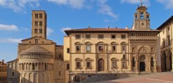 Arezzo Villas for rent