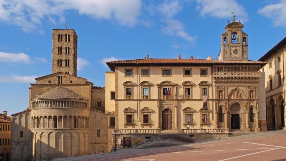 Arezzo Villas for rent