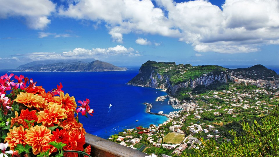 Capri Luxury Villas for rent