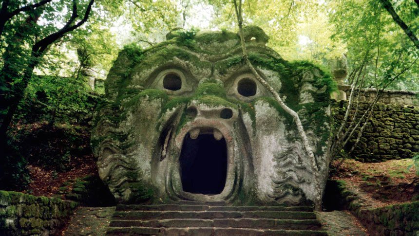 Park of Bomarzo