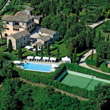 Villa D'Elsa