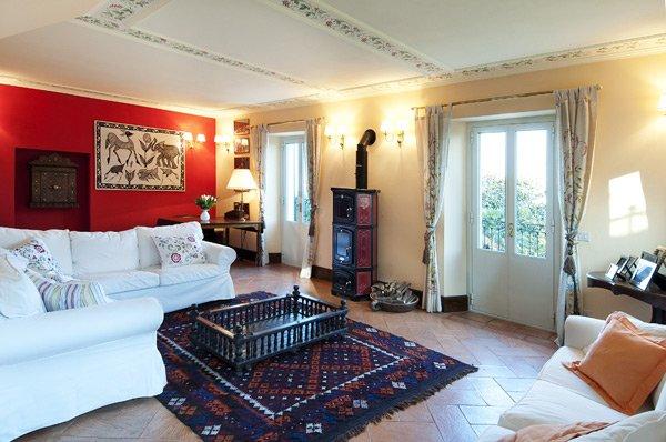 Casa breva italia ville in italia del nord for Piani di casa con spazi di vita all aperto