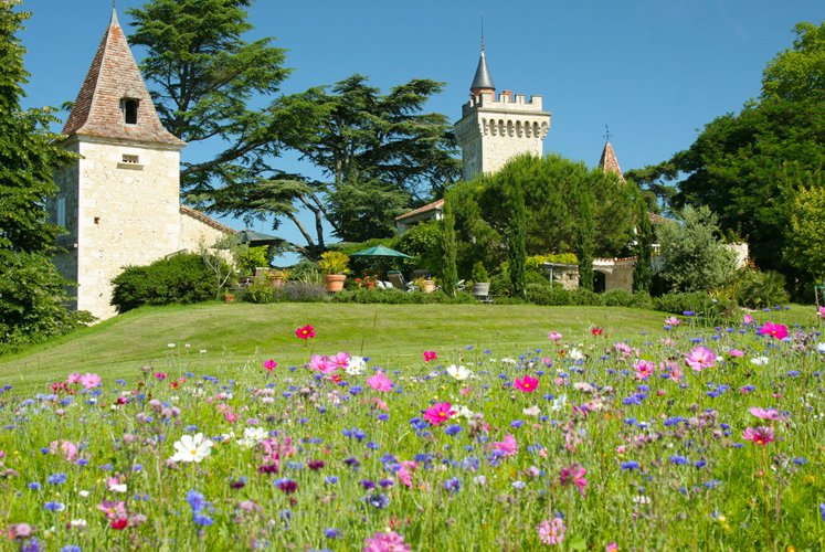 The castle beau s jour stay in france for Castles to stay in france