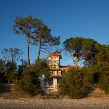 Villa du Bassin