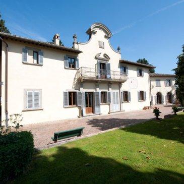 Villa di Montespertoli
