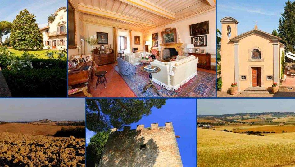 Discover the villa...