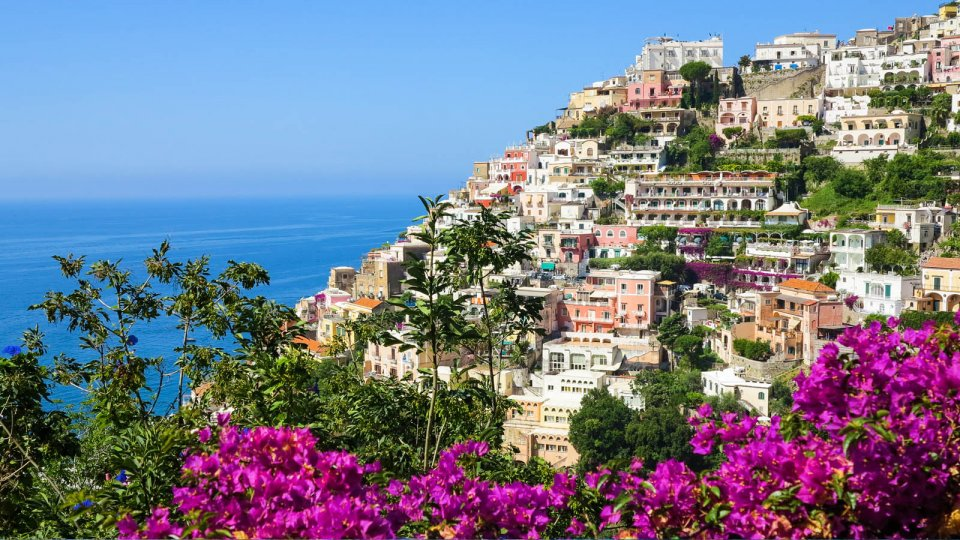 Amalfi and Positano Coast