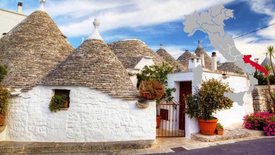 Italia - Ville in Puglia