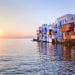 Villas in Cyclades Islands
