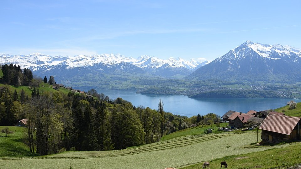 Ville nell'Oberland Bernese